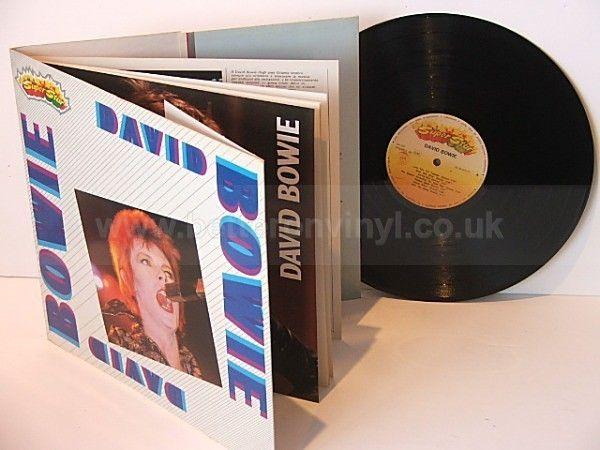 DAVID BOWIE, superstar. - ROCK, PSYCH, PROG, POP, SHOE GAZING, BEAT