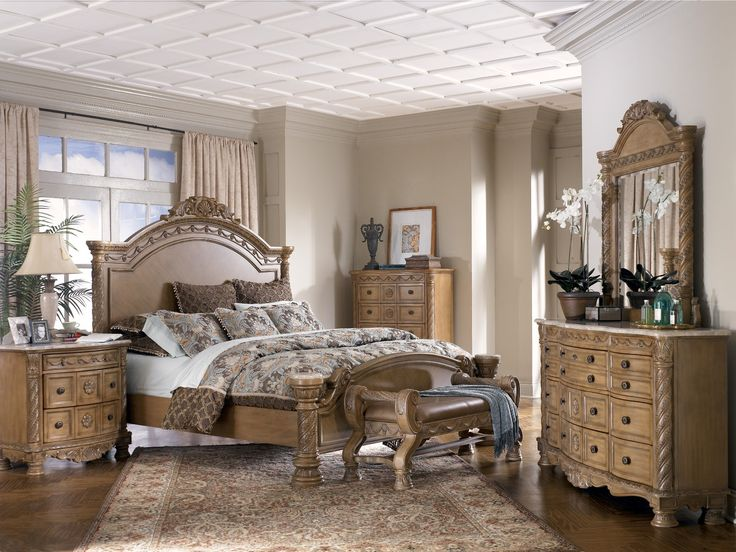 south coast panel bedroom set from ashley furniture