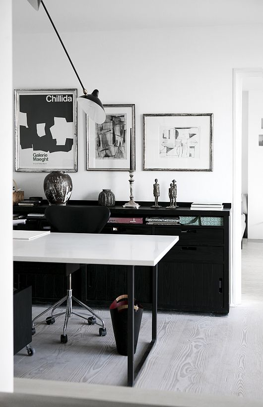 Trendenser.se. #luxuryoffice #officedecorideas