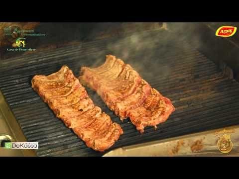 Reţetă germană: Coastă de porc friptă la grătar | Actualitatea Online
