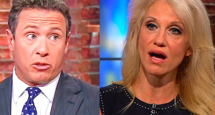 WATCH: CNN's Chris Cuomo crushes Kellyanne Conway's half-hearted attempt to compare Trump to Al Gore