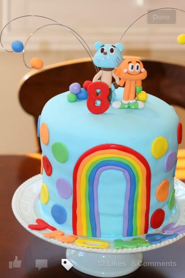 221 Best Images About Amazing World Of Gumball On