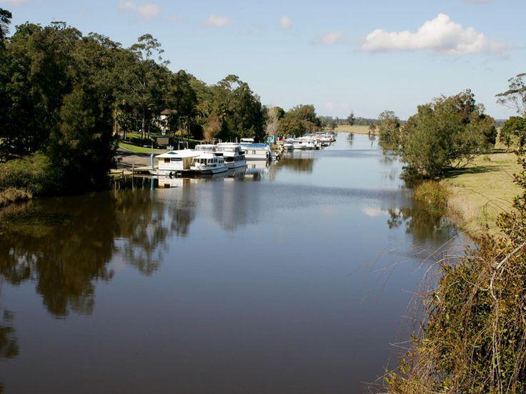 myall river bulahdelah