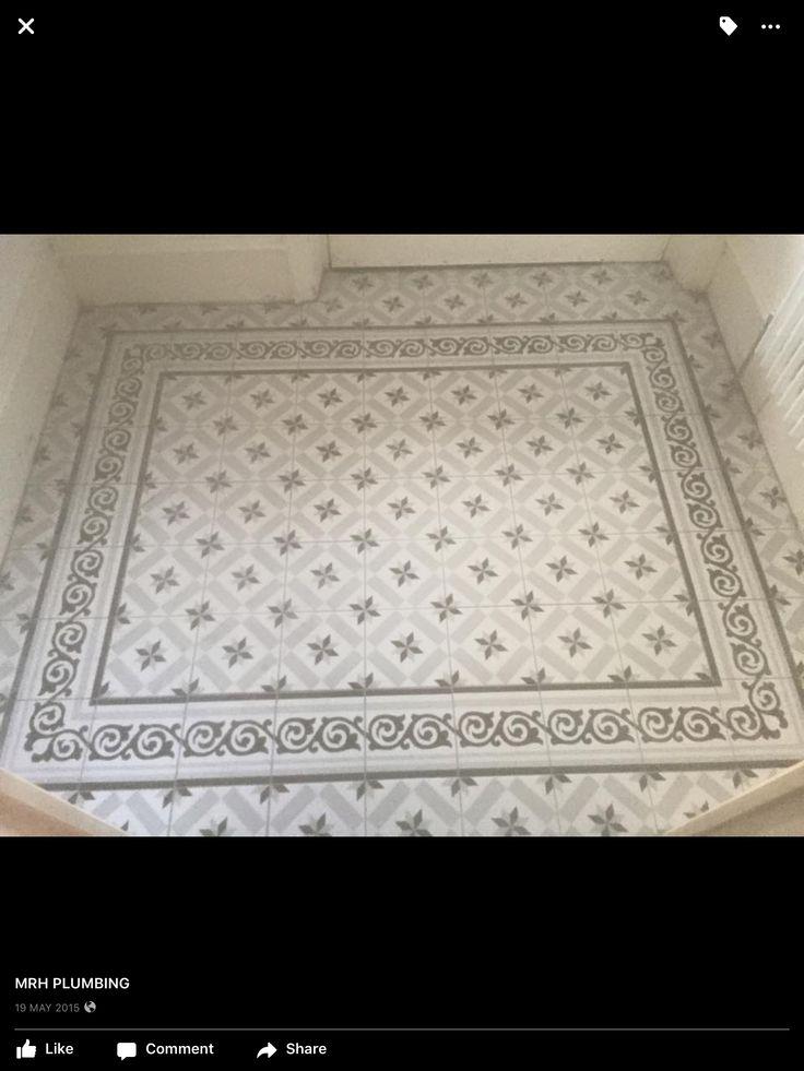 Vintage tiles