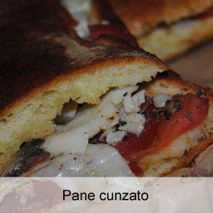 la ricetta del pane cunzato siciliano
