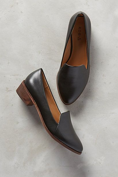 Kelsi Dagger Victory Loafers #anthropologie