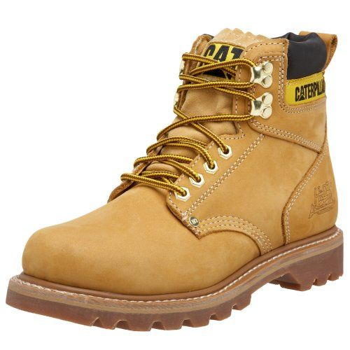"Caterpillar Men's 2nd Shift 6"" Plain Soft Toe Boot,Honey,9.5 M US - http://authenticboots.com/caterpillar-mens-2nd-shift-6-plain-soft-toe-boothoney9-5-m-us/"