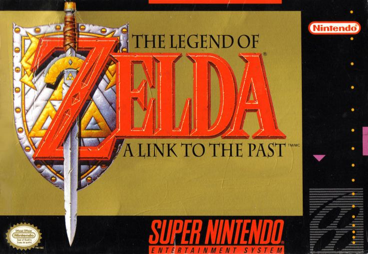[Coming Soon] The Legend of Zelda: A Link to the Past (Super Nintendo) - Repro Cart w/ Mini Box