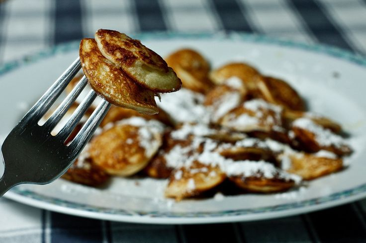 Because you can eat poffertjes. | 46 Reasons You Should Never Leave Amsterdam