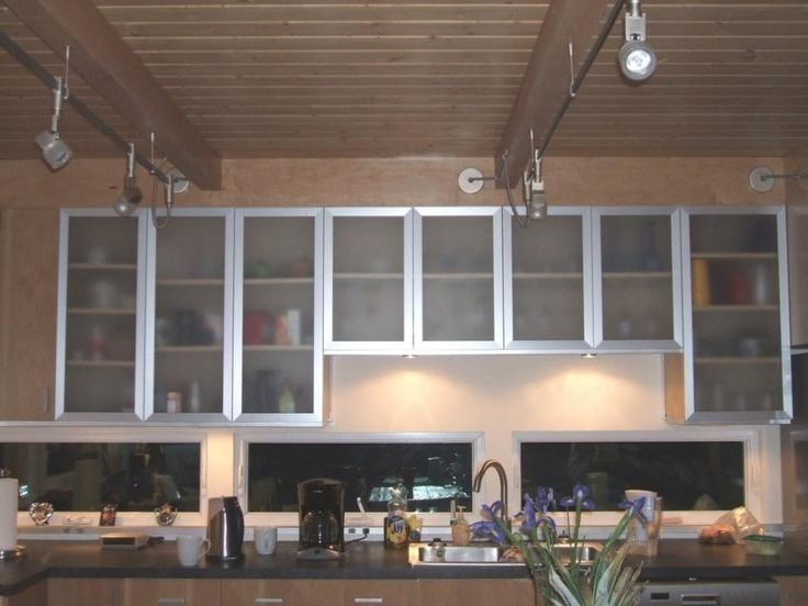 Glass For Kitchen Cabinet Doors For Sleek Display: Large Glass For Kitchen Cabinet  Doors ~
