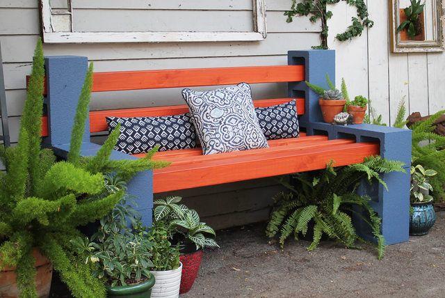Wie+wilt+dit+bankje+nou+niet+in+de+tuin+hebben+staan??+Maak+het+nu+zelf!!+(Handleiding)