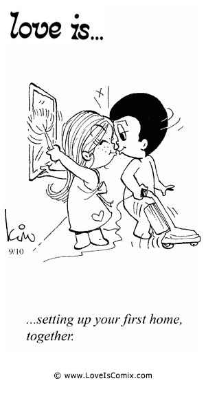 Love is... Comic Strip, Love Comic, Love Quotes, Love Pictures - Love is... Comics - Comic for Fri, Jul 19, 2013