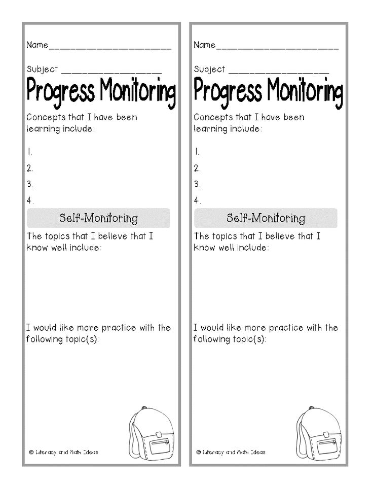 771 best Fifth Grade \ Fabulous! images on Pinterest School - student progress report template