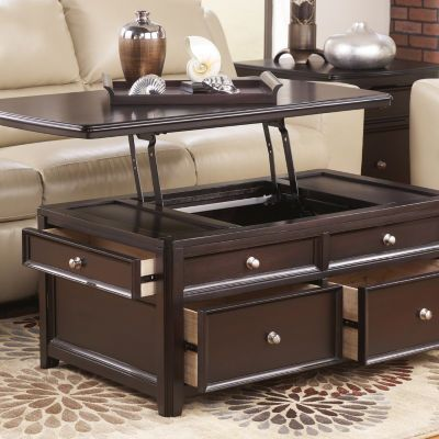 232254d40ceb950e429d11d1d030e087 Carlyle Coffee Table With Lift Top