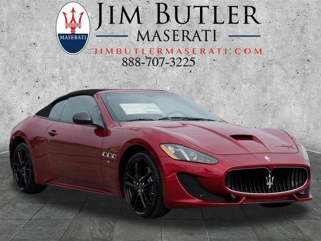 2017 Maserati GranTurismo MC Centennial #M227060 for sale | St. Louis Maserati Dealer