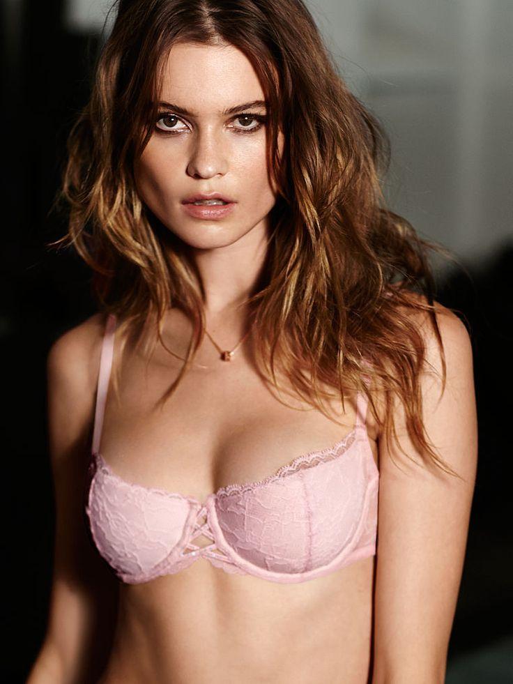 When sexy meets sweet... | Victoria's Secret #Fearless Balconet Bra