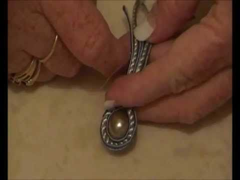 Using Soutache Embroidery Techniques in Jewelry Making