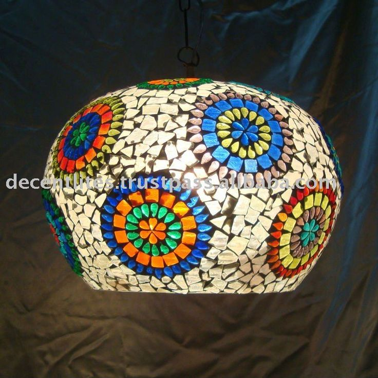 1000+ Images About OH ME OH MY O MOSAIC LAMPS On Pinterest