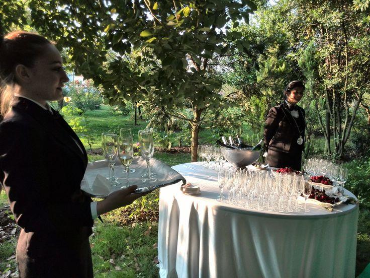Al laghetto. wedding day