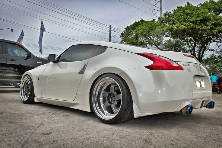 2010 nissan 370z work meister s1 lowered with stance coilovers flickr photo sharing. Black Bedroom Furniture Sets. Home Design Ideas