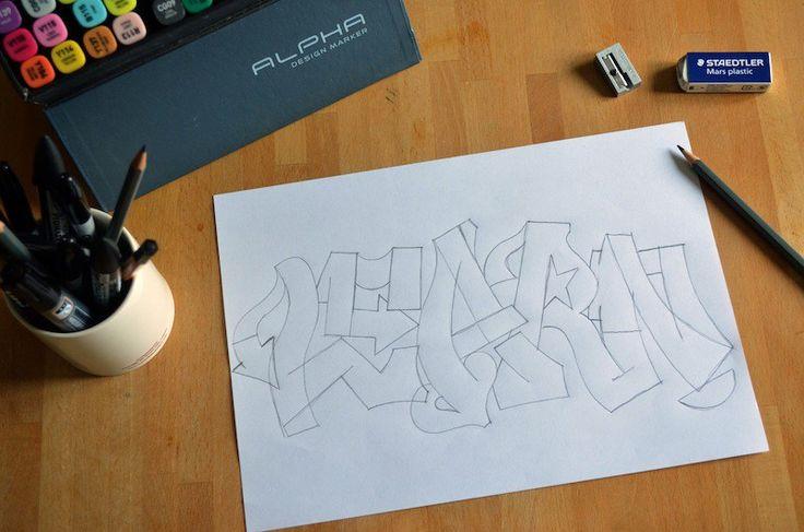 how to do graffiti 4