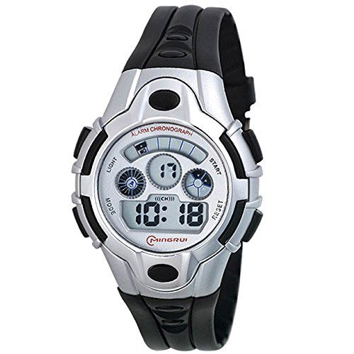 Sport Digital Waterproof Students Watch for Boys Stopwatch *** Click image to review more details.(This is an Amazon affiliate link and I receive a commission for the sales)
