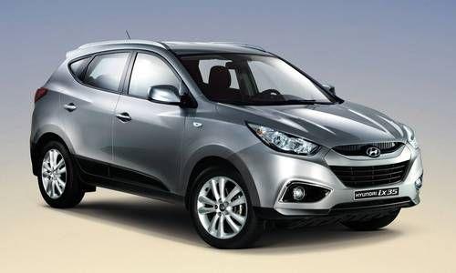 #Hyundai #ix35. Le crossover familial urbaine, jeune et stylée.