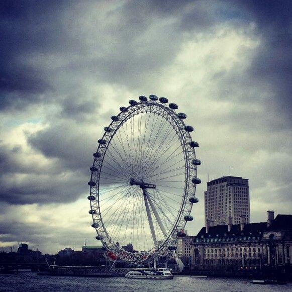 London Eye, Westminister Bridge Rd.
