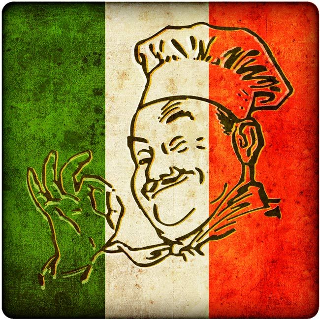 Italian cooking!