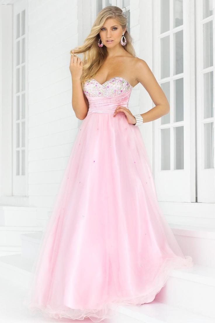 110 best Pink images on Pinterest | Cute dresses, Graduation dresses ...