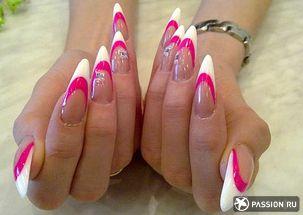 Дизайн острых ногтей | m.passion.ru