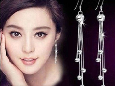 jewelry cartilage ear auger drop earring free in set premium type earrings popular from total tassel and pins item new sterling allergy cz pearl fashion needle aaa silver cuff
