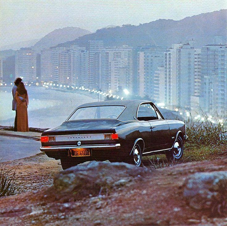 1973 Opala Gran Luxo 4100 - Brazil