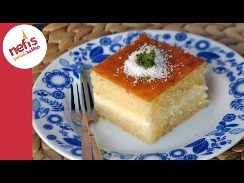 Muhallebili Revani Nasıl Yapılır? - Nefis Yemek Tarifleri