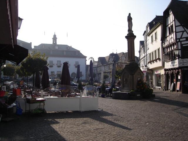 Linz am Rhein, Germany.