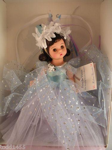 Madame Alexander Doll Fairy of Virtue