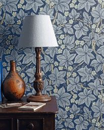 Bramble Indigo från William Morris & Co