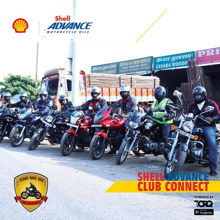 Shell Advance celebrates the spirit of motorcycling clubs in the motorcycling world. As a part of this series , we will connect with motorcycle clubs across Maharashtra and know their story. This time it's Team Ride Onn..! #TheWinningIngredient #TORQ #TorqRiderApp #bikerlife
