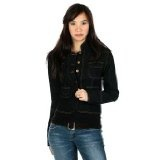 Women's Button Front Denim Jacket (Apparel)By Unknown