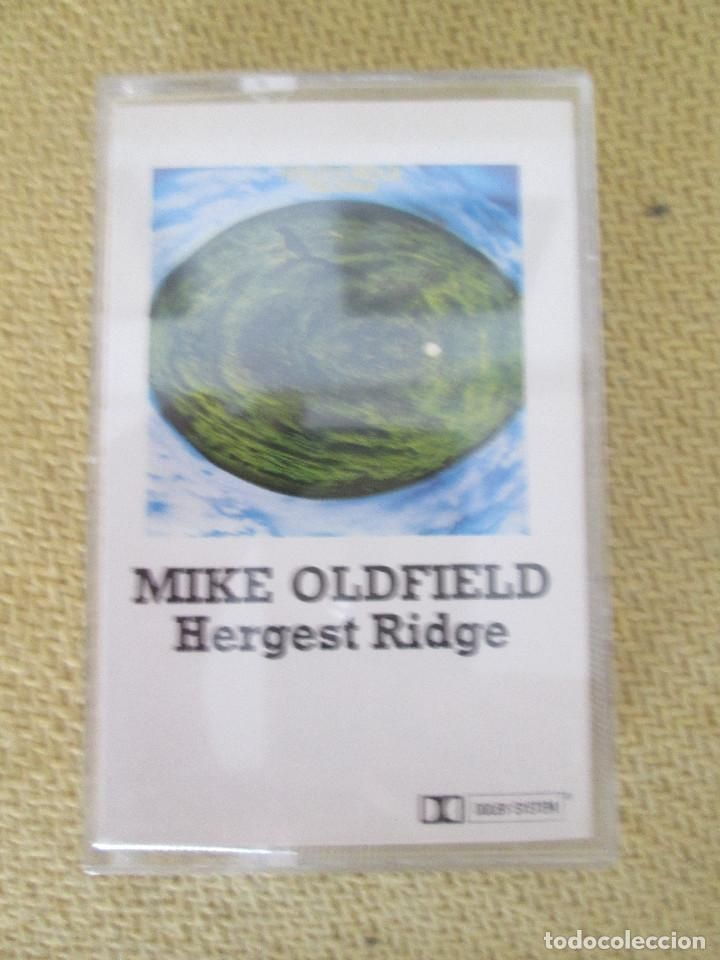 MIKE OLFIELD - HERGEST RIDGE