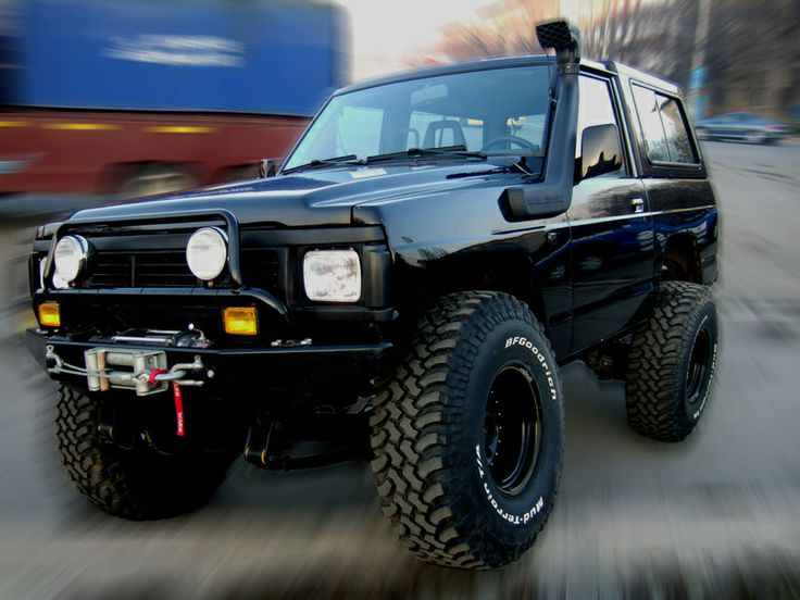 black patrol 160