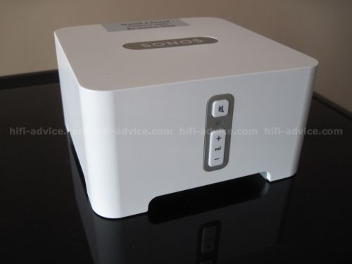 hifi-advice.com - Sonos Connect with Wired4Sound Mod Review