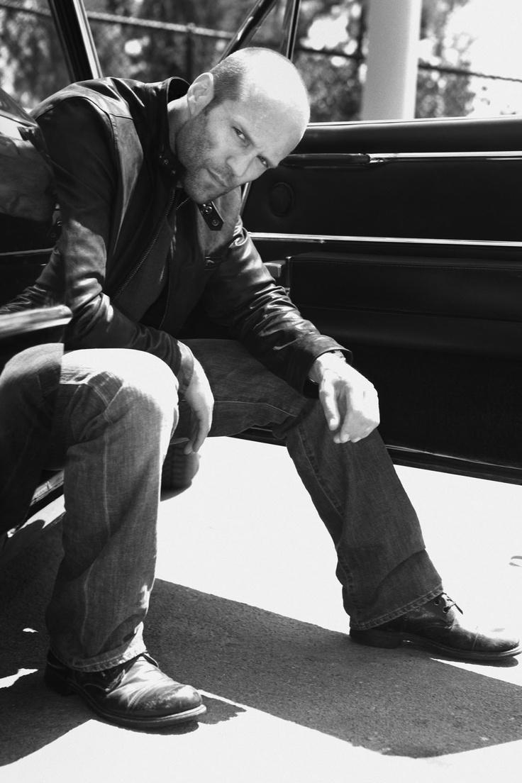 Jason Statham Phew!