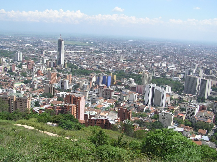 Cali, Colombia. The only city in Colombia with real cheese.
