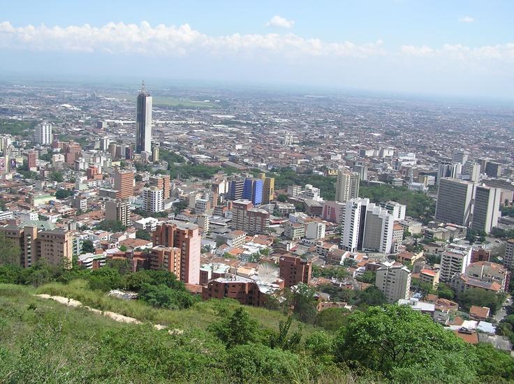 Panorámica de mi bella Cali, Colombia #CaliCO #SucursalDelCielo