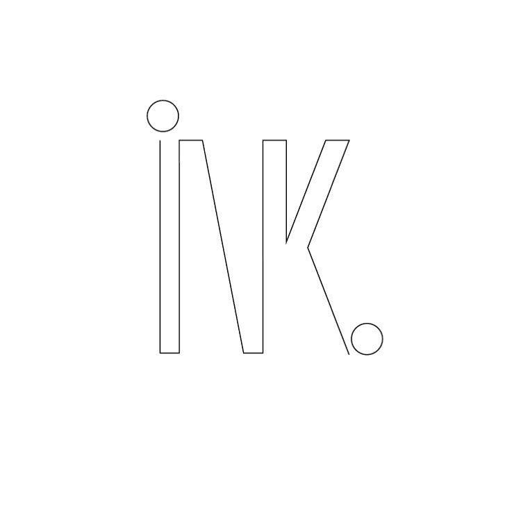 INK - Magazine title