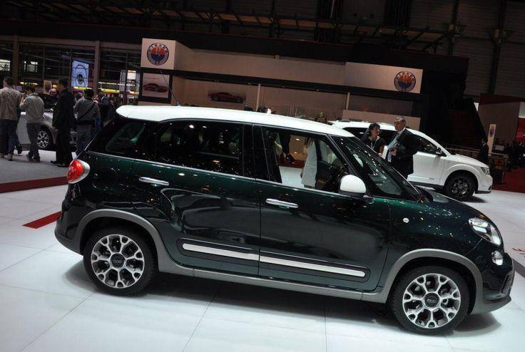 500L Trekking Fiat price - http://autotras.com