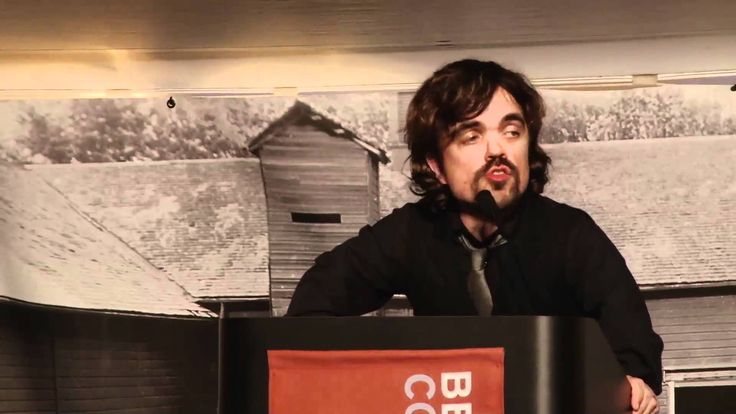 Peter Dinklage '91 Addresses Bennington College's Class of 2012, via YouTube.
