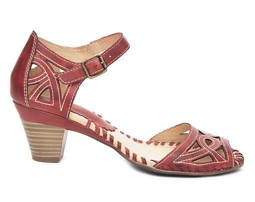 Nora's Shoe Shop-880-9590 Pikolinos 'Paris' heel ...