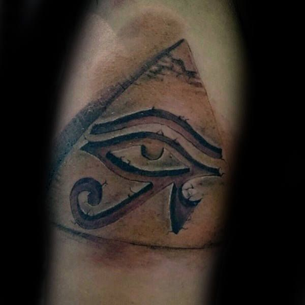 10 best eye of horus images on pinterest egyptian symbols egypt tattoo and tattoo designs. Black Bedroom Furniture Sets. Home Design Ideas